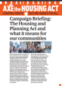 Housing Act Briefing