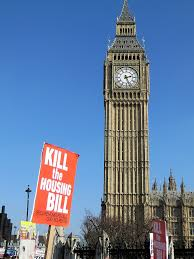 Kill the Housing Bill lobby MP's in Parliament: May 3rd