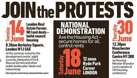 Campaigners commit to continue fight and launch  protests in June